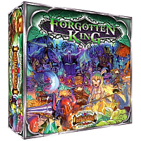 Forgotten King (Super Dungeon Explore stand-alone game)