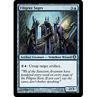 Filigree Sages