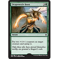 Dragonscale Boon