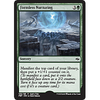 Formless Nurturing