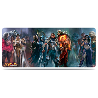6ft Planeswalker Pantheon Table Play Mat for Magic