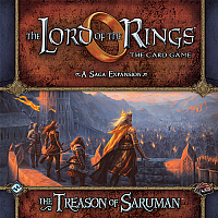 Lord of the Rings: The Card Game: The Treason Of Saruman