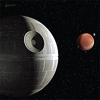 Star Wars: X-Wing Death Star Assault Playmat