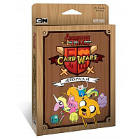 Adventure Time Card Wars - Hero pack #1