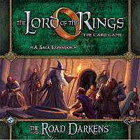Lord of the Rings: The Card Game: The Road Darkens