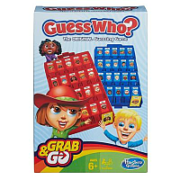 Guess Who? Grab & Go Game