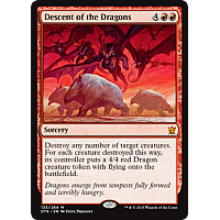 Descent of the Dragons (Foil)
