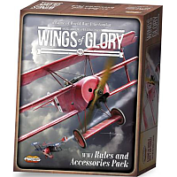Wings of Glory WWI: Rules And Accessories Pack