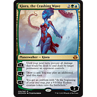 Kiora, the Crashing Wave (Duel Deck: Elspeth Vs. Kiora)