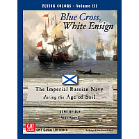 Blue Cross, White Ensign