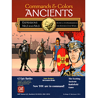 Commands & Colors Ancients: Exp 2 & 3 (Barbarians & Civil Wars)