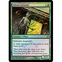 Sylvan Caryatid (Theros Buy-A-Box Promo)