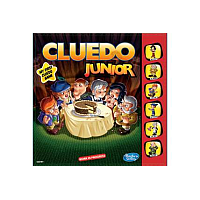 Cluedo Junior (Sv)