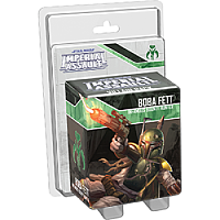 Star Wars: Imperial Assault - Boba Fett, Infamous Bounty Hunter Villain Pack