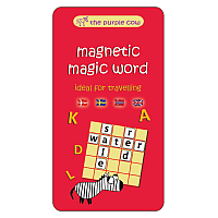 Magnetic Travel Games - Word