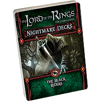 Lord of the Rings: The Card Game: The Black Riders - Nightmare Deck