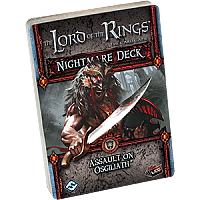 Lord of the Rings: The Card Game: Assault On Osgiliath - Nightmare Deck