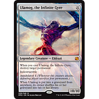 Ulamog, the Infinite Gyre ( Foil )
