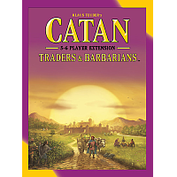 Catan: Traders and Barbarians 5-6 player