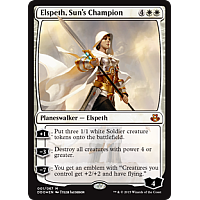Elspeth, Sun's Champion (Duel Decks: Elspeth vs. Kiora)