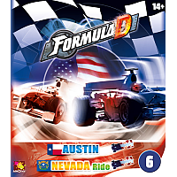 Formula D Expansion 6: Austin/Nevada Ride