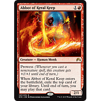 Abbot of Keral Keep (Magic Origins Prerelease)