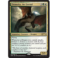 Dromoka, the Eternal ( Magic Origins Clash pack )