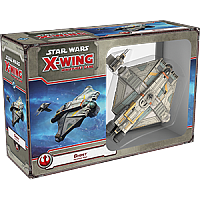 Star Wars: X-Wing Miniatures Game - Ghost (and Phantom)