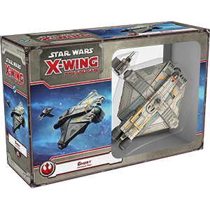 Star Wars: X-Wing Miniatures Game - Ghost (and Phantom)_boxshot