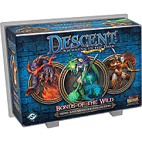 Descent: Journeys in the Dark (Second Edition) - Bonds Of The Wild (Hero and Monster Collection)