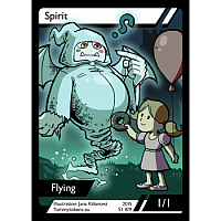 Yummy Tokens - Spirit Token 1/1