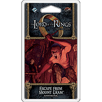 Lord of the Rings: The Card Game: Escape from Mount Gram