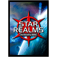 Star Realms Sleeves (50 Sleeves)