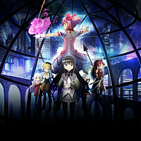 Puella Magi Madoka Magica The Movie: Rebellion booster