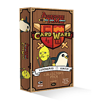 Adventure Time Card Wars - Lemongrab vs Gunter