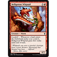 Belligerent Whiptail