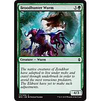 Broodhunter Wurm