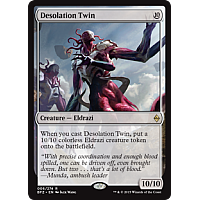 Desolation Twin ( Prerelease Promo )