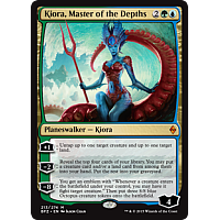 Kiora, Master of the Depths (Foil)