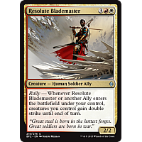 Resolute Blademaster ( Foil )