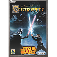 Carcassonne: Star Wars (Sv)