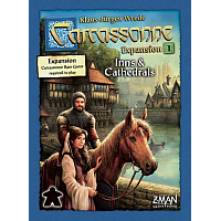 Carcassonne 2.0 - Expansion 1: Inns & Cathedrals