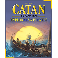 Catan: Explorers & Pirates (5th Edition)