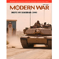 Modern War: Drive On Baghdad: 2003