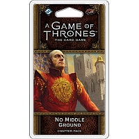 A Game of Thrones LCG 2nd Ed. - Westeros Cycle #4: No Middle Ground Chapter Pack