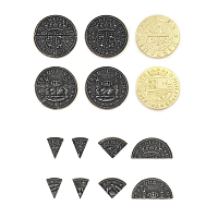 Metal Coins: Pieces of Eight theme