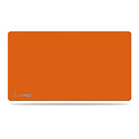 Artist's Play Mat - Solid Orange
