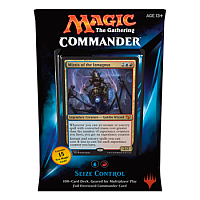 Commander 2015: Seize Control (Blue/red