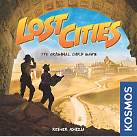 Lost Cities (Nordisk utgåva)