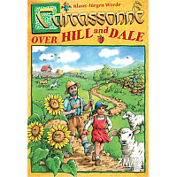 Carcassonne : Over Hill, Over Dale